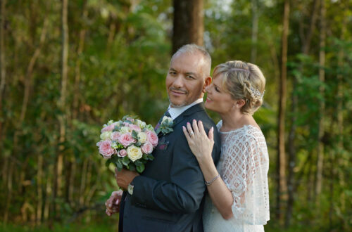 Elope brisbane, elope mt tamborine, elope gold coast, surprise wedding, kombi wedding